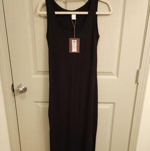 Maxi Tank Dress Size S/M NWT